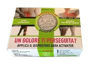 -KIT 8DISPOSITIVI AURA ACTIVATOR.SOLLIEVO.DOLORE