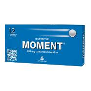 MOMENT*12CPR RIV 200MG