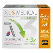 XLS MEDICAL LIPOSINOL DIRECT 90 bustine Chefaro Pharma Italia