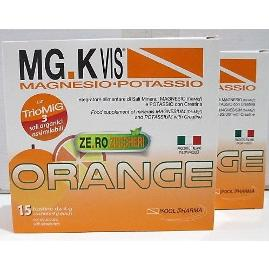 MGK VIS ORANGE ZERO ZUCCHERO 15+15B