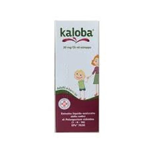 KALOBA*SCIR FL100ML 20MG/7,5ML